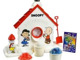 Snoopy Sno-Cone Maker