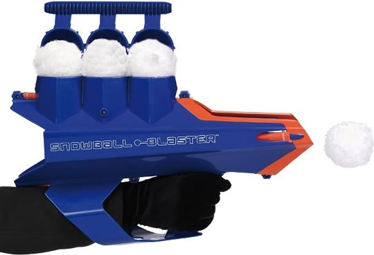 snowball machine gun