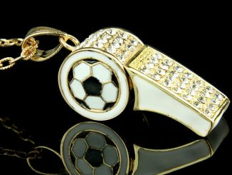 USB Whistle Jewelry Flash Drive