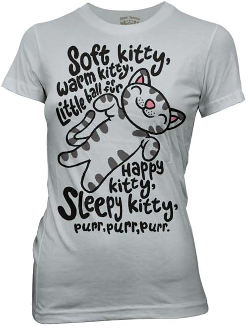 Soft Kitty Babydoll