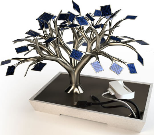 Bonsai Tree Gadget Charger