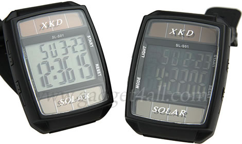 Solar Powered Watch