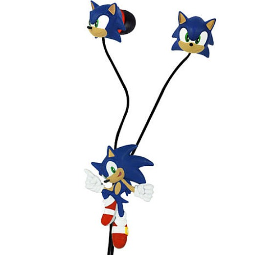 Sonic The Hedgehog In-Ear Headphones
