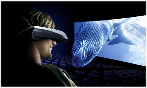 Sony HMZT1 3D Glasses
