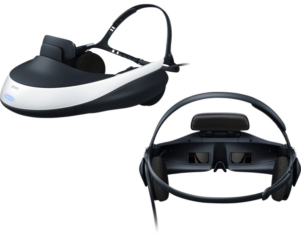 Sony HMZT1 Personal 3D Viewer