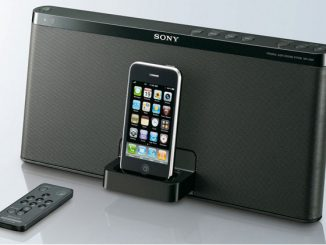Sony iPhone/iPod Speaker Dock