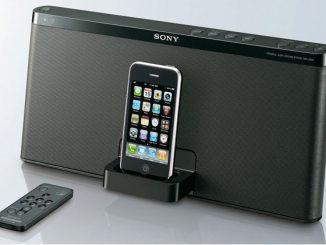 Sony iPhone/iPod Speaker Dock