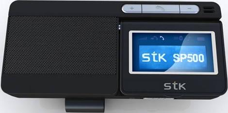 Handsfree Bluetooth Speakerphone from Santok