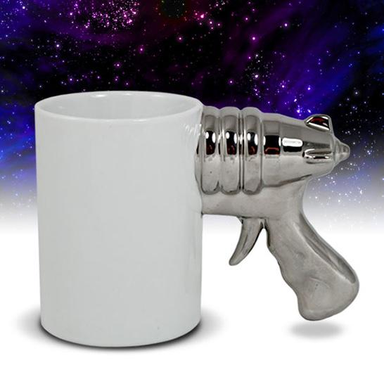 Space Gun Mug