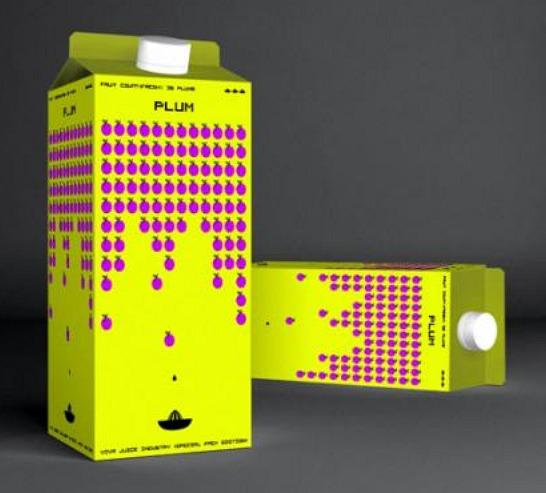 Space Invaders Juice