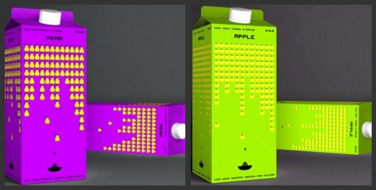 Space Invaders Juice