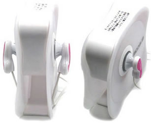 2-in-1 Speaker and Headphone