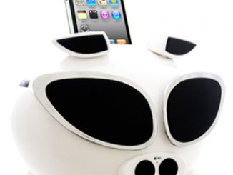 Speakal Cool iPig Portable Speaker Dock