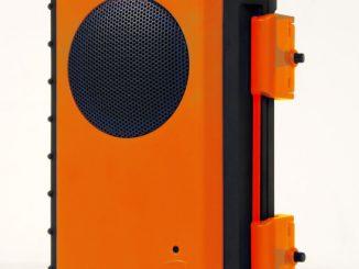 All-Terrain Waterproof Speaker Case