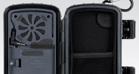 All-Terrain Waterproof Speaker Case