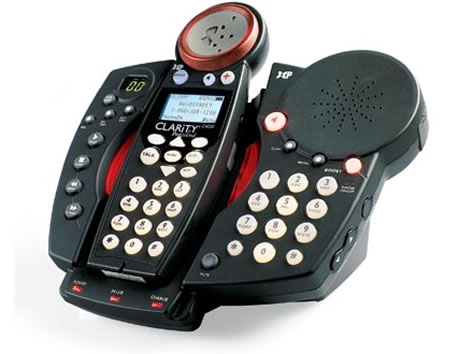 Amplified Speakerphone with Answering Machine