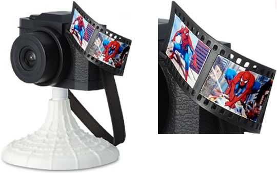 Spider-Man USB Webcam
