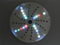 Spin Camping Light 60-LED