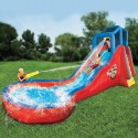 Splashing Soaker Slide