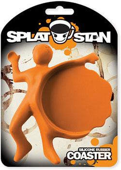 Splat Stan Coaster package