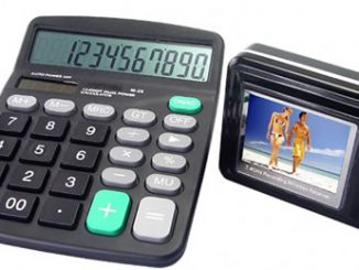 Old-School Calculator iPhone 4 Case