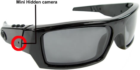 Spy Sunglasses
