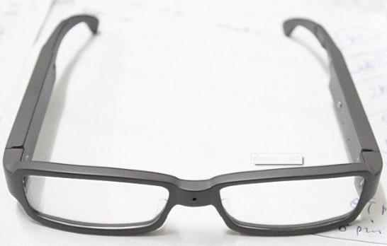 Spy Glasses Camcorder