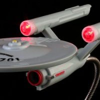 Star Trek Enterprise USB Webcam