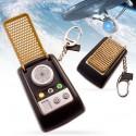 Star Trek Communicator Keychain with Sound Effects