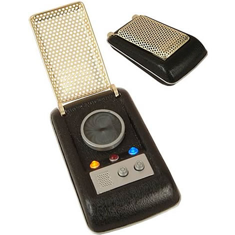 Star Trek Communicator Replica