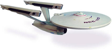 Star Trek USS Enterprise Replica