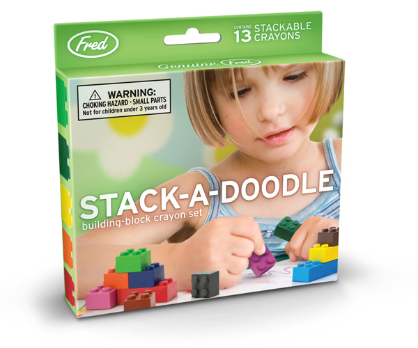 Stackadoodle Crayons
