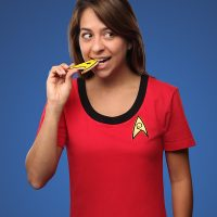 star trek cookie cutter