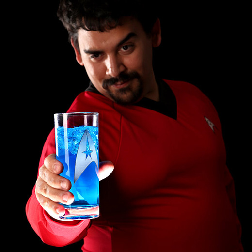 Star Trek Energy Drink