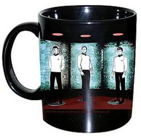 Star Trek Transporter Coffee Mug