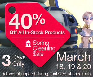 Star Wars Shop Spring Sale