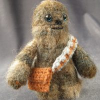Star Wars Amigurumi Chewbacca