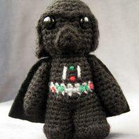 Star Wars Amigurumi Darth Vader
