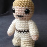 Star Wars Amigurumi Luke Skywalker