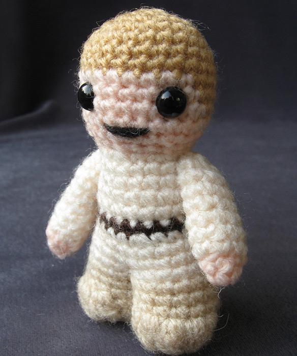 Star Wars Amigurumi : Cute Star Wars Amigurumi (Handmade Stuffed Animals)