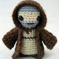 Star Wars Amigurumi Obi-Wan Kenobi