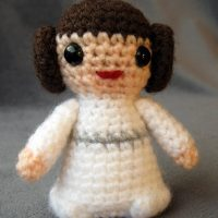 Star Wars Amigurumi Princess Leia