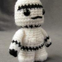 Star Wars Amigurumi Stormtrooper