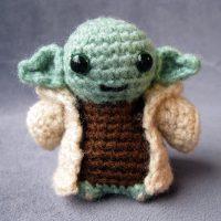 Star Wars Amigurumi Yoda