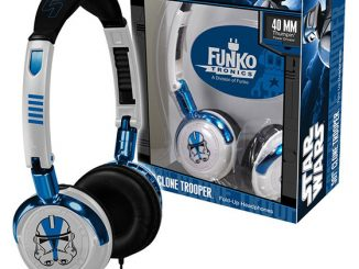 Star Wars 501st Clone Trooper Fold Up Headphones