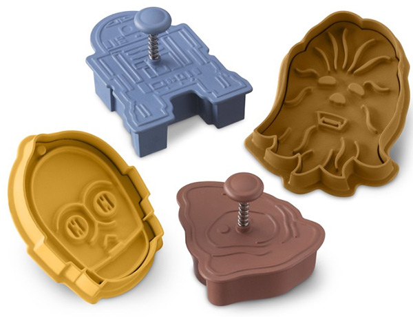 Star Wars Droids & Aliens Cookie Cutters