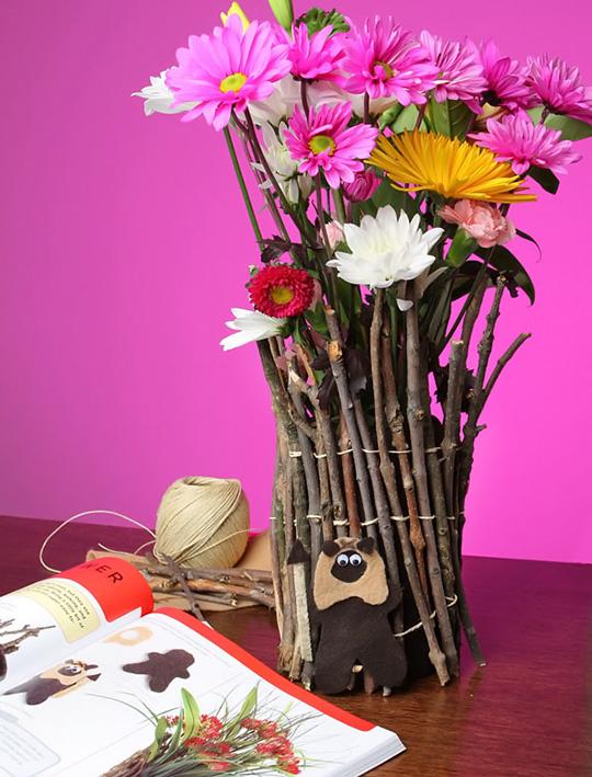 Star Wars Ewok Flower Vase