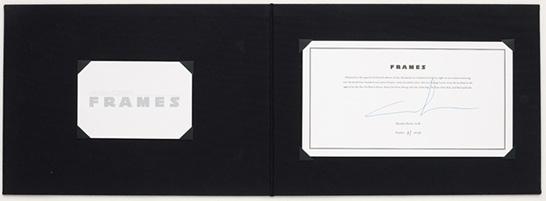 Star Wars: Frames Limited Edition