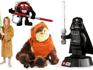 Enter to Win Star Wars Products