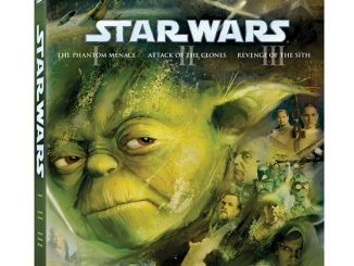 Star Wars: The Prequel Trilogy on Blu-ray